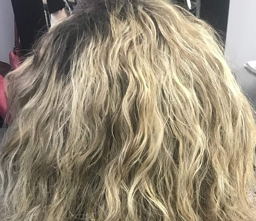 Best Hair Color Correction Salon In Dubai Highlight Salon