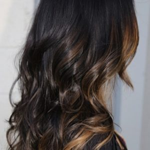 Best Highlights To Cover Gray On Dark Hair