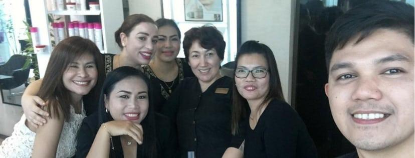 hair salon in bur dubai HAIR SALON IN BUR DUBAI – HIGHLIGHT SALON highlight salon team