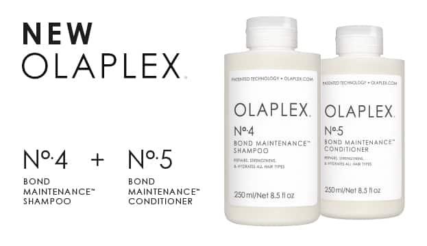 new olaplex hair salon